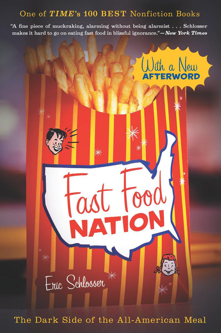 Fast food nation by eric schlosser by eric schlosser read online fandeluxe Choice Image