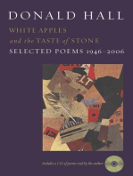 White Apples and the Taste of Stone