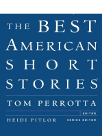 The Best American Short Stories 2012