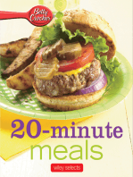 Betty Crocker 20-Minute Meals