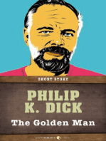 The Golden Man: Short Story