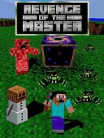 Revenge of the Master (The Mastercreeper Plan, #2)
