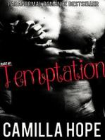 Temptation (The Dark Alpha Series, #1)