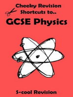 GCSE Physics Revision (Cheeky Revision Shortcuts)