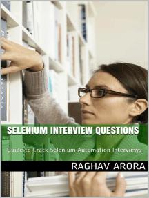 Selenium Interview Questions: Guide to Crack Selenium Automation Interviews