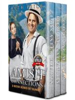 Amish Connections Boxed Set Bundle