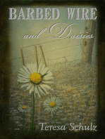 Barbed Wire and Daisies