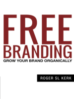 Free Branding: Grow Your Brand Organically