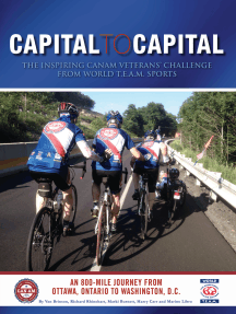 Capital to Capital: The Inspiring CanAm Veterans' Challenge from World T.E.A.M. Sports