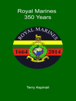 'Royal Marines' 350 Years
