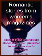 Romantic Stories from Women's Magazines