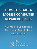 How To Start A Mobile Computer Repair Business