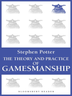 The Theory and Practice of Gamesmanship
