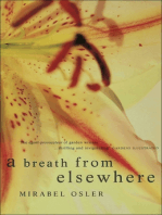 A Breath from Elsewhere