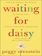 Waiting for Daisy