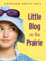 Little Blog on the Prairie