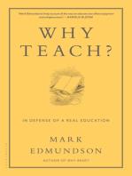 Why Teach?
