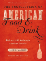 Encyclopedia of American Food and Drink