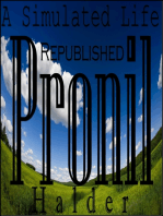 A Simulated Life Republished