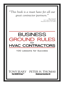 Business Ground Rules: Be Great in Business