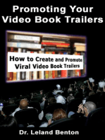 Promoting Your Video Book Trailers