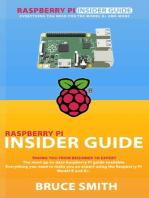 Raspberry Pi Insider Guide