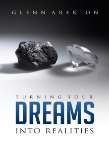 Turning Your Dreams into Realilties