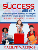 A Guide to Success with Math