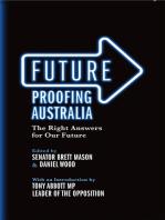 Future Proofing Australia