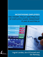 Incentivising Employees