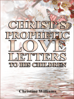 Christ's Prophetic Love Letters to His Children