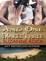 And One Makes Three (Carnal Coeds, #2)