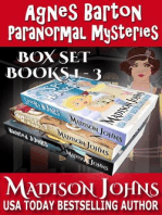 Agnes Barton Paranormal Mysteries Box Set (Books 1-3)