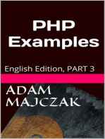 PHP Examples Part 3