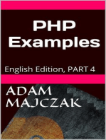 PHP Examples Part 4