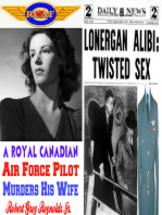 A Royal Canadian Air Force Pilot Murders His Wife