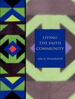 Living the Faith Community