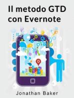 Il Metodo Gtd Con Evernote