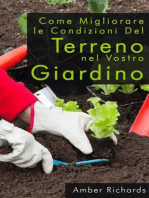 Come Migliorare Le Condizioni Del Terreno Nel Vostro Giardino