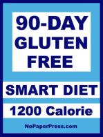90-Day Gluten Free Smart Diet - 1200 Calorie
