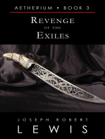 Revenge of the Exiles (Aetherium, Book 3 of 7)