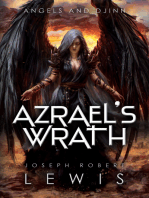 Azrael's Wrath (Angels and Djinn, Book 2 of 3)
