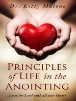 Principles of Life in The Anointing
