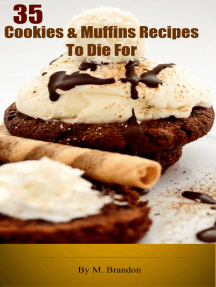 35 Chocolate Cookies & Muffins To Die For