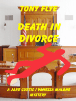 Death in Divorce, a Jake Curtis / Vanessa Malone Mystery