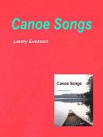 Canoe Songs