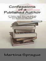 Confessions of a Published Author
