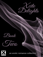 Xcite Delights - Book Two