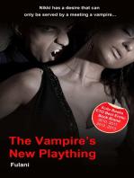 The Vampire's New Plaything