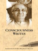 Consciousness Writes